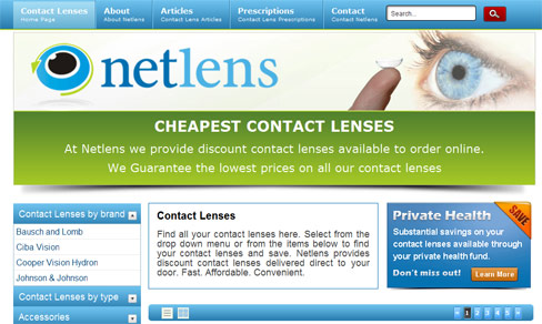 Adelaide Web Designs Launches Net Lens